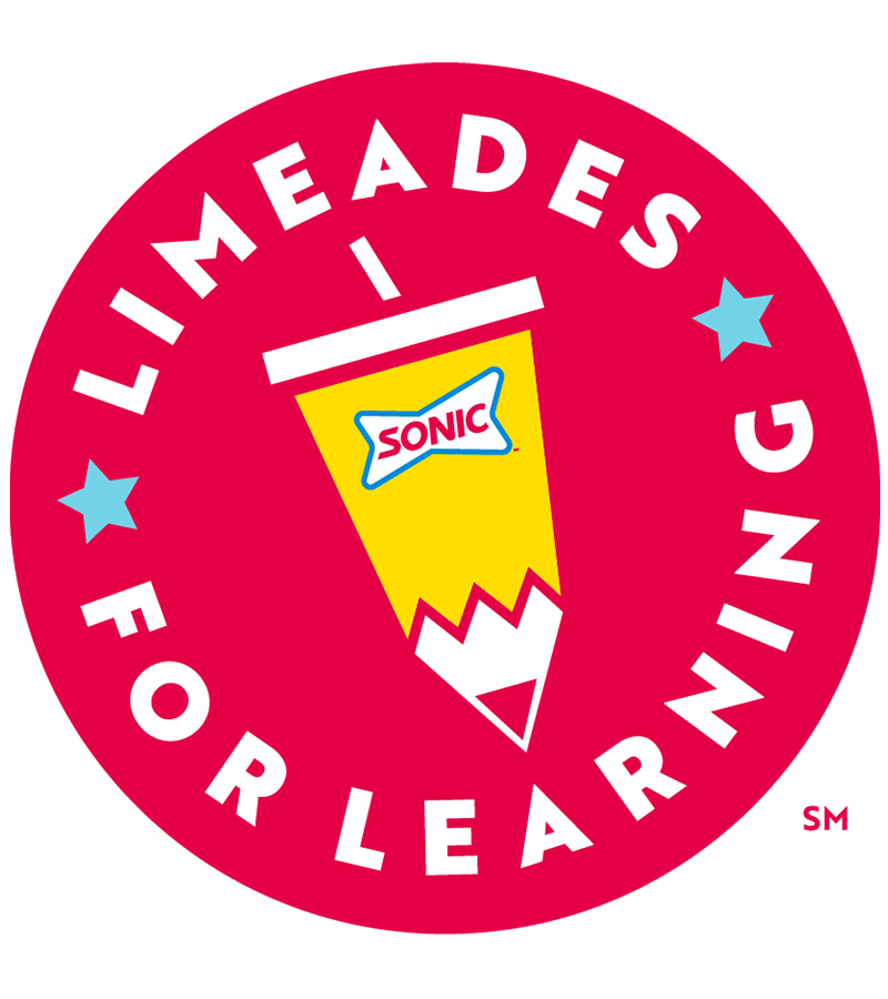 Limeades For Learning Sonic Drive ins fast food restaurant
