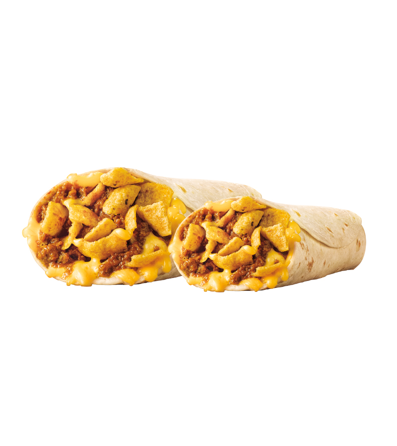 Frito Chili Cheese Wraps at Sonic Fast Food Drive In Restaurants in Washington and Oregon