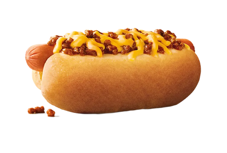 Sonic Chili Cheese Coney hot Dog