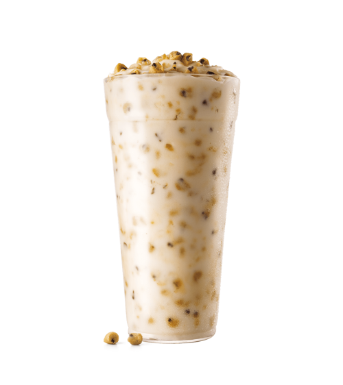 Sonic Drive In Cookie Dough Blast with Real Ice Cream