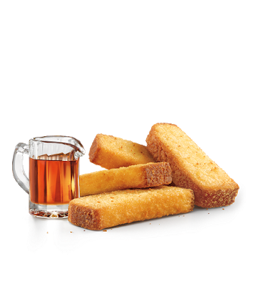 Sonic French Toast Sticks with syrup